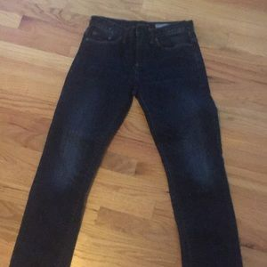 Aeropostale men's dark jeans 28/30
